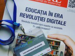 EDUCAŢIA 4.0 - Revoluţia transformării noastre ca societate. De unde începem? Cum continuăm ?