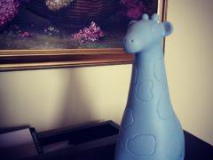 Girafa este simbolul Comunicarii Nonviolente