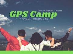 GPS Camp - Tabără pentru tineri între 15 - 20 ani